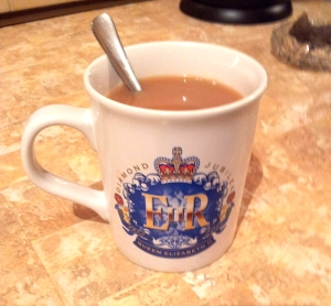 A very British cup of tea - would you give it up?